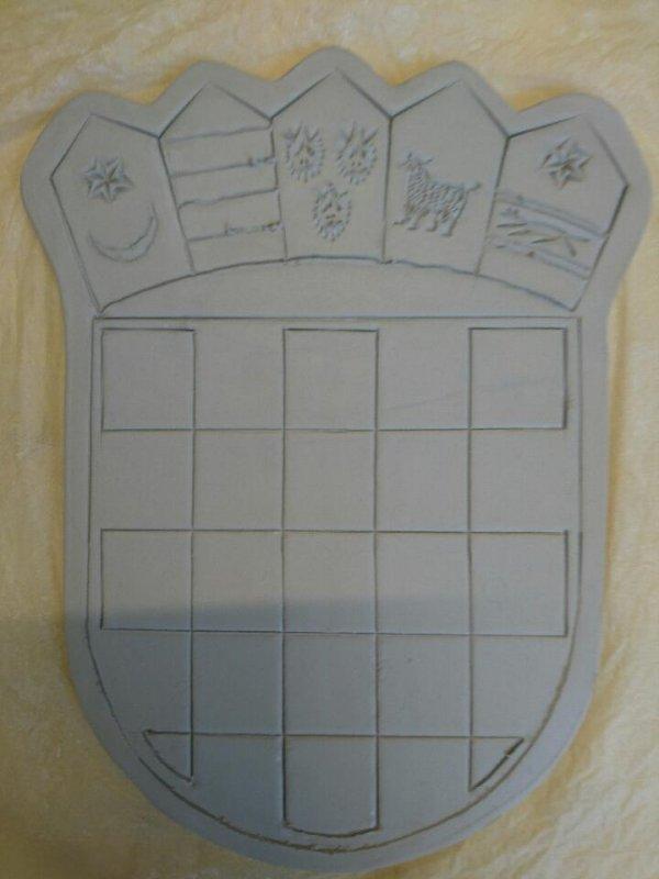 Kroatisches Wappen