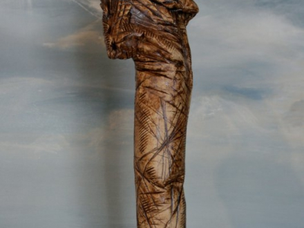 Statue Beduine