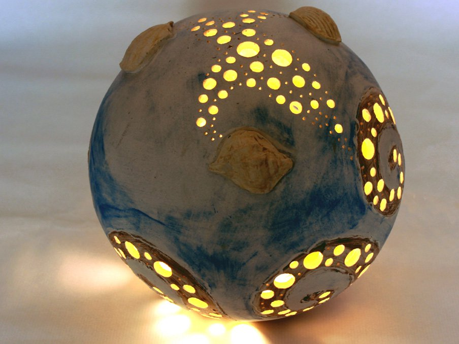 Lampe Meer