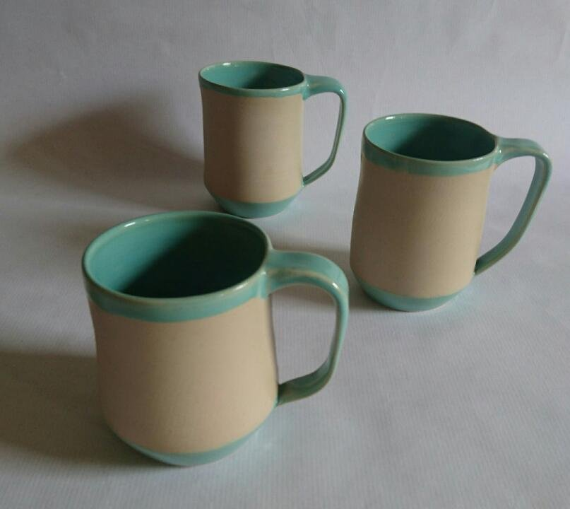 Tassen fresh mint
