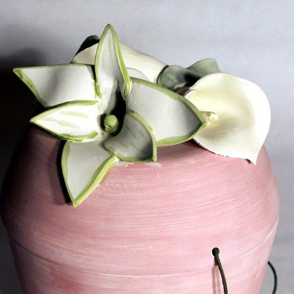 Urne Blüten