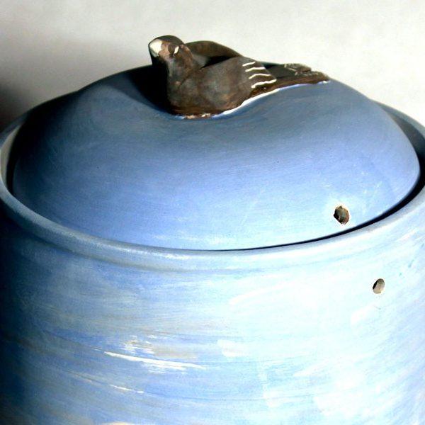 Urne Vogel