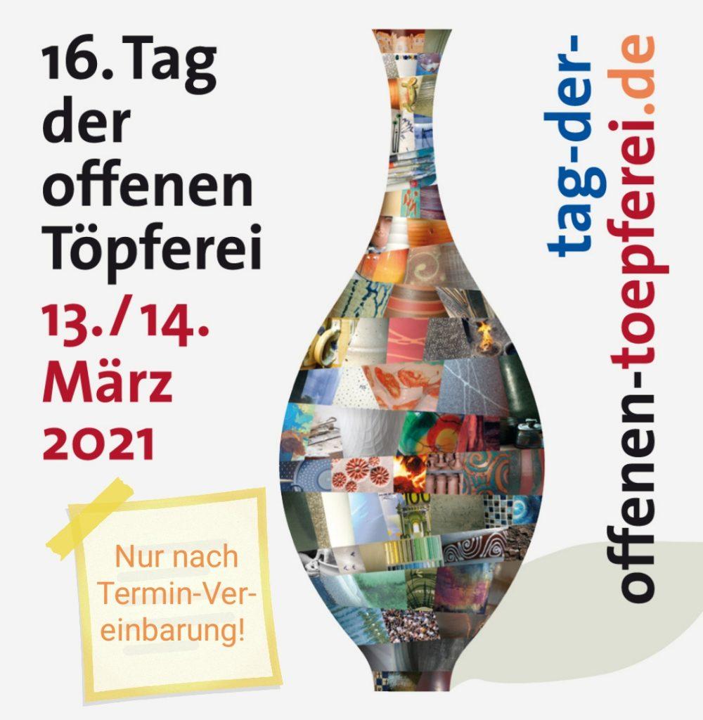 Tag der offenen Töpferei 2021